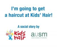 Social Story about getting a haircut