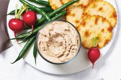 Cauliflower and White Bean Dip