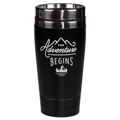 Travel Mug design by Wild & Wolf