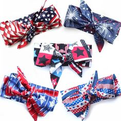 1a966efae6a2 Bloomers Baby Diaper Covers Bloomers 4th July Patriotic Infant Girl ...