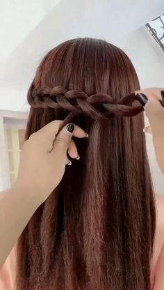 Braids, Buns, and Twists Step by Step Hairstyle Tutorials #amazonaffiliatelink Bun Hairstyles For Long Hair, Braids For Long Hair, Step Hairstyle, Hairstyle Tutorials, Braided Hairstyles, Indian Hairstyles, Front Hair Styles, Medium Hair Styles, Hair Style Vedio