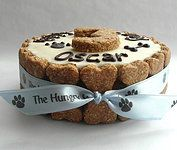 Personalised Dog Birthday Cake From Our Store Treats