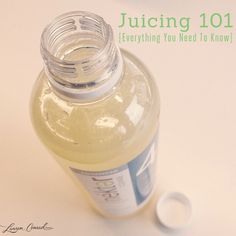 Everything you need to know about doing a juice cleanse {so interesting}