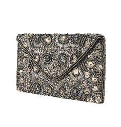 Bolsa Envelope Beverly R$179.00  http://loja.princessconsuela.com.br