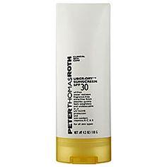 Peter Thomas Roth - Uber-Dry Sunscreen SPF 30  #sephora