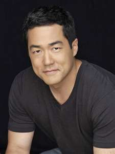 Tim Kang(It's about time you smiled Tim, always looking serious on the show...lol).