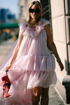 MY NEW YORK FAIRYTALE IN GIAMBATTISTA VALLI