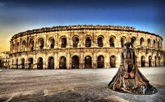 History of Colosseum HD Wallpaper