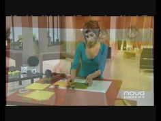 Utilisima Bien simple Laura Alcazar Velas plana 09 06 01 - YouTube
