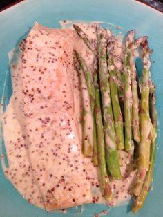 Baked Salmon With Crispy Sweet Potato and Veg | Recipe | Baked Salmon ...