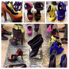 Sirak's fall collection preview - love the bold colors