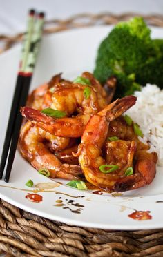 Shrimp with Spicy Garlic Sauce Recipe. Would thicken sauce w/corn starch & make spicier for my taste next time. Overall exc. flavor.
