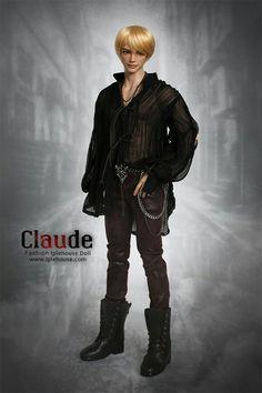 Iplehouse fantasy Claude F.I.D bjd