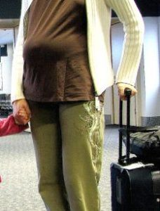 Is Flying While Pregnant Safe?