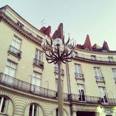Nantes. Francia