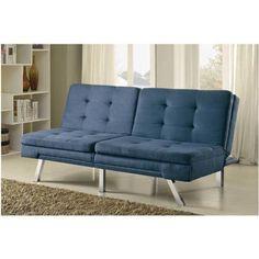 Coaster Company Sofa/Sofa Bed, Blue
