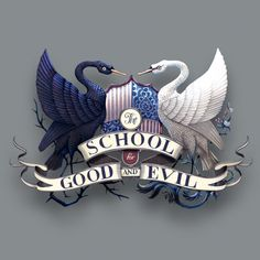 Soman Chainani – The school for Good and Evil