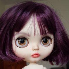 OOAK benutzerdefinierte Blythe Puppe Winona von victoriafox511