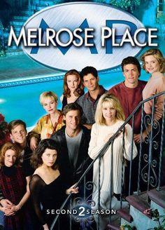 Alors que les mémés avaient ( et on toujours)  les feux de l'amour et amour et gloire,  nous les jeunes, avions Melrose Place...