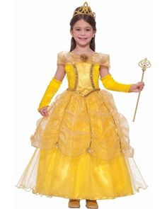 Beauty and the Beast Belle. 9 Enchanting Princess Costumes for Girls