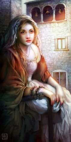 kinda reminds me of Lucritzia borgia and how historians now view her as a victum of her brother and pope daddys poltical ambisons you know Classic Paintings, Historian, The Magicians, Female Art, Art Boards, Fantasy Art, Fantasy Women, Illustration Art, Illustrations