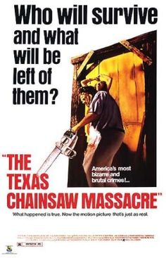 The Texas Chainsaw Massacre - One summer afternoon in rural Texas, five young friends hear reports of grave robbing and set out to check on a family grave. Soon after, one-by-one they wander into the murderous clutches of Leatherface.