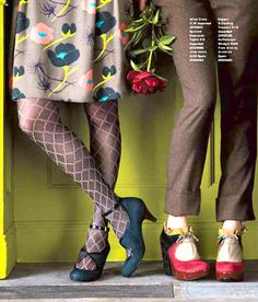 Anthropologie Catalogs 2011 | Anthropologie Catalog Love These Shoes.  #anthrofave #juvenilehalldesign