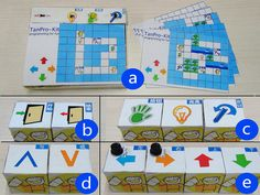 TanPro-Kit: a tangible system to help children learn programming