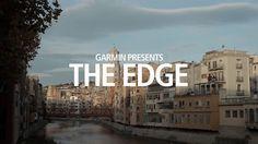 Garmin Presents – The Edge Tyre Tracks, Gps Bike, Andrew Talansky, Futuristic, Presents, Let It Be, Activities, Ui Ux