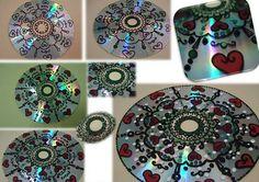 1000 formas de reciclar CDs y DVDs – vol I