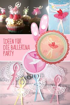 So feiert eine Ballerina Geburtstag!   Tambini