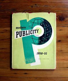 Modern Publicity 50-51 (book cover)