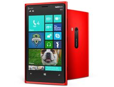 "Nokia Lumia 920  4.5"" PureMotion HD+ IPS LCD 32 GB storage Camera 8.7 MP / Front-facing camera"