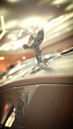 Rolls Royce 'Spirit of Ecstasy'