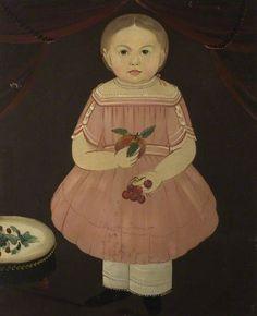Girl in Pink William Matthew Prior