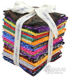 Swirl Fat Quarter Bundle - Whistler Studios - Windham Fabrics