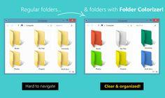 Cómo cambiarle el color a las carpetas en Windows