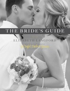 The Bride's Guide – Template Magazine for Photographers $70