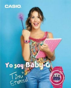 Find images and videos about martina stoessel, tini stoessel and teen on We Heart It - the app to get lost in what you love. Disney Channel, Baby G, Casio, Love Her, Crochet Necklace, My Favorite Things, Cute, Collections, Twitter
