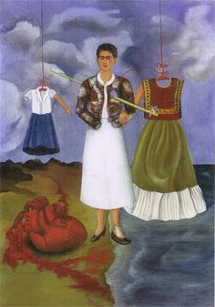 "1937 Memory (The Heart"") - Frida Kahlo"
