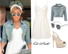 """demi lovato style"" by mel-2210 ❤ liked on Polyvore"