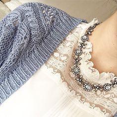 Jasmine Blossom Statement Necklace 22,90 € #happinessbtq
