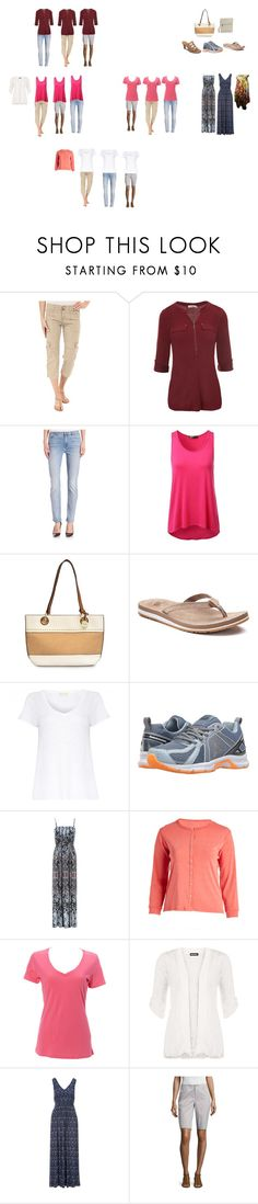 """""""Mix and Match Options Vegas 2017"""" by donovan-heather on Polyvore featuring Sanctuary, Jen7, Nicole Miller, New Balance, American Vintage, Reebok, Jenny, Simplex Apparel, WearAll and Liz Claiborne"""