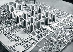 파리 그리고 시트로엥의 연인, 건축가 르 코르뷔지에 이미지 2