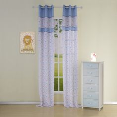 Novelty Country Blue Kids Curtains  #curtains #decor #homedecor #homeinterior #blue Decor, Country, Nursery, Home Decor, Blue, Curtains, House Interior, Blue Kids Curtains, Country Blue