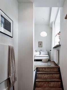 Small scandinavian apartment via Kvarteret Mäkleri