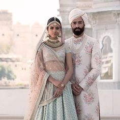 "Indian designer Sabyasachi Mukherjee has launched his latest couture collection for the Spring/Summer 2017 season. Entitled 'The Udaipur Collection' is, the designs are inspired by Rajasthani royalty and include references to maharanis, palaces, stately luncheons, rose gardens, gulaal, The Sheesh Mahal and more. <em>""Whether the maharanis in their French chiffon with European flora and fauna print, the maharajas in their quiet arrogance, the exuberant interiors of their majes..."