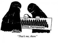 Niqab dilema