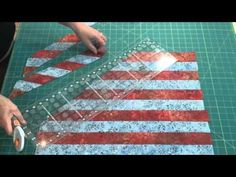 How to make Half Square Triangles - fast, easy and accurately! - YouTube