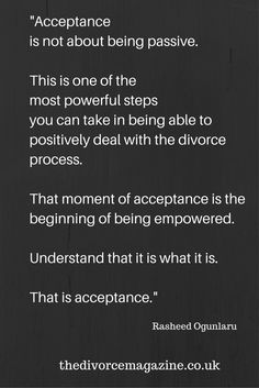 Coping with divorce, broken relationships and moving on to a better life after divorce or separation www.thedivorcemagazine.co.uk